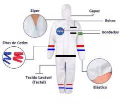 Roupa Branca de Astronauta Nasa