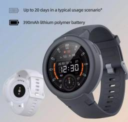 Amazfit Verge Lite GPS Sony,tela Amoled Full Touch Screen.