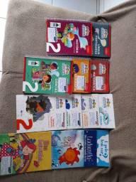 Kit dos livros construindo e aprendendo do 2° ano