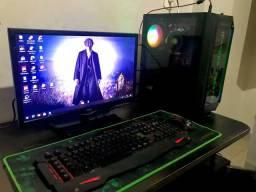 PC GAMER - RYZEN 5 3400G - COMPLETO