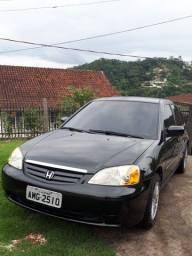 Honda Civic - 2002/2003