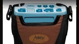Concentrador Portatil - Activox (3lpmeq)
