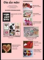 Presentes e personalizados para o dia das mães