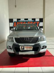 Hilux 2015 srv automático 68.000kms