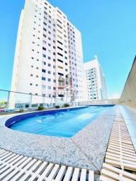 Apartamento de 02 quartos, 47 m2, Samambaia Sul, Lazer Completo, Vaga de Garagem, Ármários