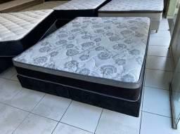 cama box queen size conforto e qualidade