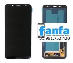J600 Display Troca de Tela de Celular