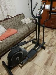 Elíptico Dream Fitness Mag 5000E Semi novo.