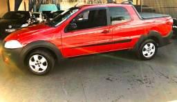 Fiat Strada Cabine Dupla 3 Portas 2017