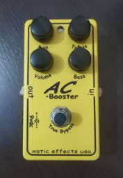 Pedal AC Booster Xotic Effects Usa