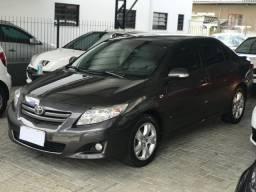 Toyota Corolla XEI 2009 Automático C/ Couro aceitamos trocas e financiamos