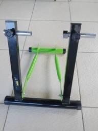Suporte Rolo Treinamento Dobrável Bike MTB aro 26