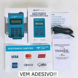 Máquininha Poínt Mini D150 (Azul)  MercadoPago