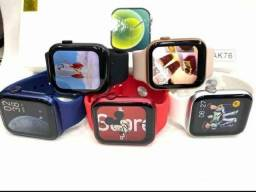 Smartwatch AK76 Noviadade  Original O Mais Completo