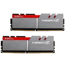 Kit / Par Memórias RAM 16GB (2x8GB) G.Skill Trident Z DDR4-3000