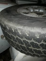 Jogo de rodas S10