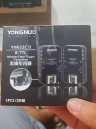 Radio Flash Ttl Yongnuo Yn-622c II