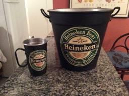 Balde /caneca cerveja