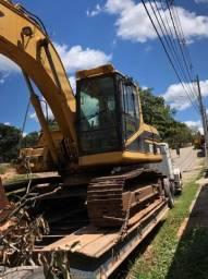 Vendo escavadeira Cat 320 B