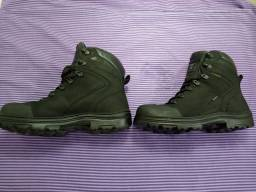 Título do anúncio: Bota Palmilhado Boots Tactical line