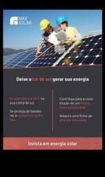 Energia Solar  - Economize até 95% na Conta