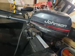Motor popa 15hp johnson