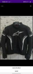 Jaqueta para moto alpinestars