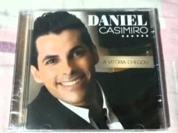 CD Daniel Casimiro lacrado