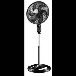 Ventilador de Coluna Mondial Black Premium com 3 Velocidades - Preto