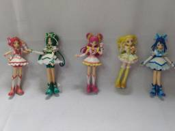 Precure Yes! Pretty Cure 5 bonecas 12 cm