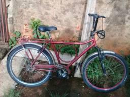 Bicicleta, bike, Monark Barra circular, aro 26 aero