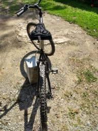 Bicicleta aro 26 aero bem conservada vendo ou troco por Caloi 10