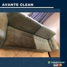 Higienização e Impermeabilização de Sofá