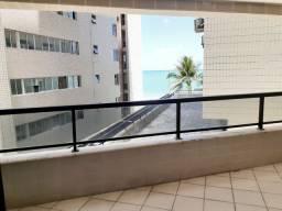 Alugo apartamento na Avenida Boa Viagem, 04 quartos, vista mar