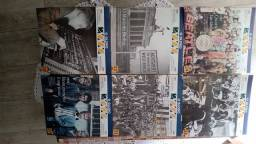 Título do anúncio: Coletânea história jornal O Globo