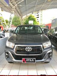 Toyota HILUX 2020 DIESEL 4X4 CAMBIO AUTOMÁTICO EXTRA !!!