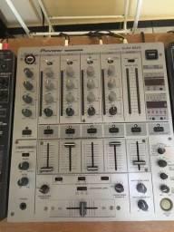 Mixer PIONEER DJM 600 perfeito estado