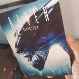 Quadrilogia Alien (filmes Clássicos)
