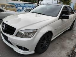 Mercedes C200 c/ Teto RARA