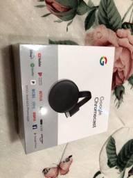 Chromecast 3 Original , Lacrado Chrome Cast