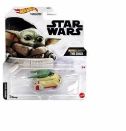 Hot Wheels - Star Wars - Character Cars Mandalorian - The child