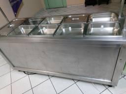 Buffet Self Service Térmico