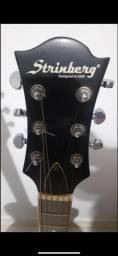 Guitarra Double Neck Strinberg