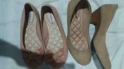 Sapato ou Sapatilha Azaleia