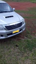 Toyota Hilux srv 2012/2012, 4X4 diesel, cabine dupla