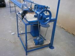 Máquina de fabricar tela modelo alambrado