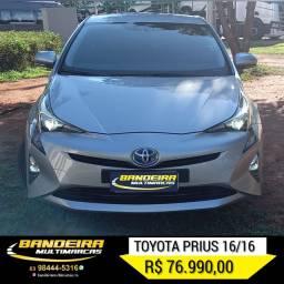 Toyota Prius hibrido 16/16 R$ 76.990,00