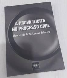 Título do anúncio: A Prova Ilícita no Processo Civil