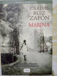 Título do anúncio: Marina - Carlos Ruiz Zafón