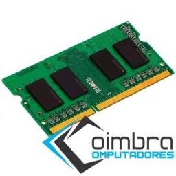 Memoria Notebook 4Gb Ram DDR3 - 1600mhz - Low Voltage 1.35v - Bluecase